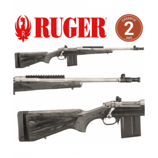 CARABINE RUGER KM77-GS...