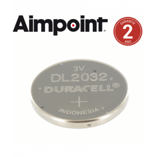 PILE AIMPOINT CR 2032 3 VOLTS