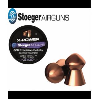 PLOMBS X-POWER STOEGER...