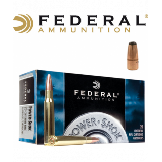 BALLES FEDERAL HOLLOW POINT...