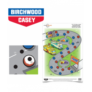 CIBLES BIRCHWOOD COURSE DE...