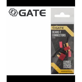 PAIRE DE CONNECTEURS GATE...