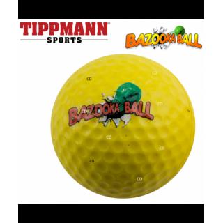 BALLE BAZOOKA BALL JAUNE PAR 1