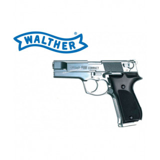 PISTOLET P88 NICKELE WALTHER