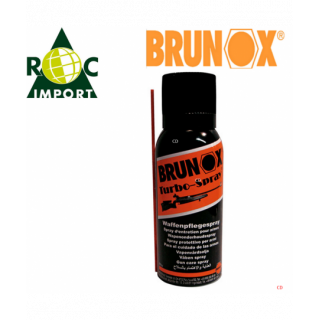 LUBRIFIANT BRUNOX SPRAY 120ML