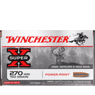 BALLES WINCHESTER SUPER X...