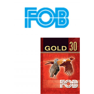CARTOUCHES GOLD 30G C20 FOB