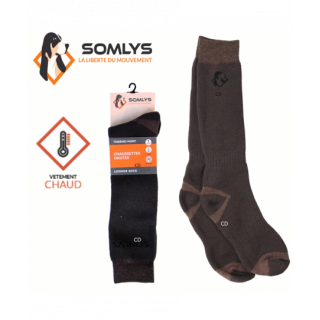 CHAUSSETTES SOMLYS THERMO...