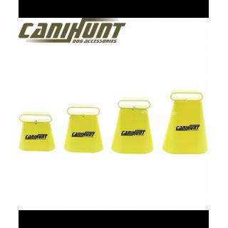 CLOCHE JAUNE VIPER CANIHUNT