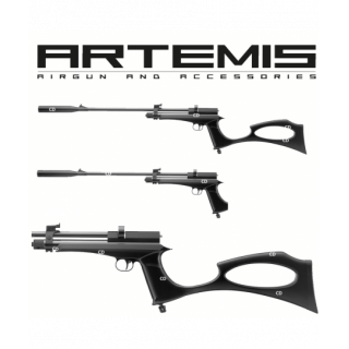 CARABINE/PISTOLET ARTEMIS...