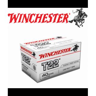 BALLES WINCHESTER 22LR T22...
