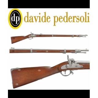 FUSIL DAVIDE PEDERSOLI 1854...