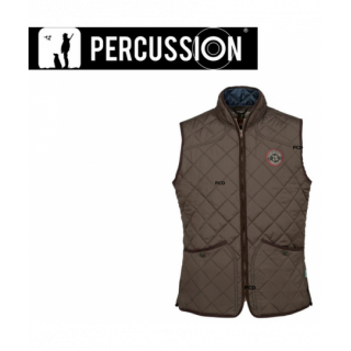GILET PERCUSSION MATELASSE...