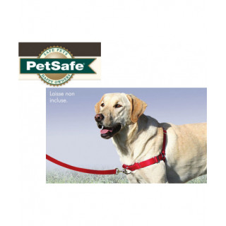 HARNAIS EASY WALK CHIEN ROUGE