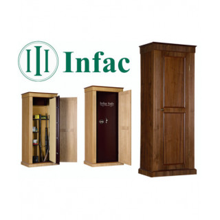 ARMOIRE INFAC WOOD COVER 8...