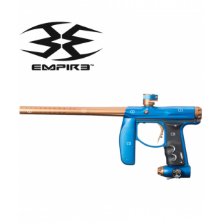MARQUEUR EMPIRE AXE BLUE/BRASS