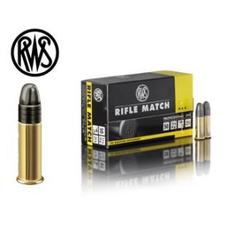 BALLES RIFLE MATCH RWS PAR 500