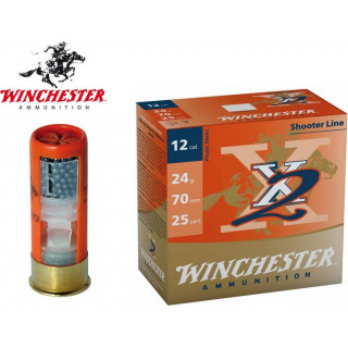 CARTOUCHES WINCHESTER X 2 32G