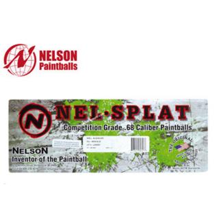 BILLES NELSPLAT VERT NELSON...