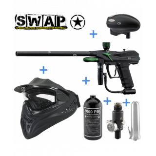 PACK PAINTBALL ELECTRO AIR...