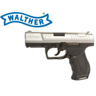 PISTOLET WALTHER P99 BICOLORE