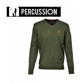 PULL PERCUSSION COL V KAKI