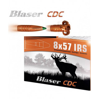 BALLES BLASER CDC 8x57 JRS...