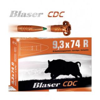 BALLES BLASER CDC 9.3X74R...