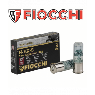 BALLES FIOCCHI N-EX-S 12/67...