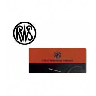 BALLES RWS ID 7X64 162...