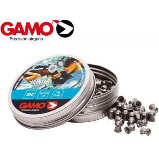 PLOMBS HUNTER CAL 6.35 GAMO...