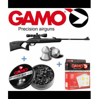 PACK COMPLET GAMO G-MAGNUM 36J