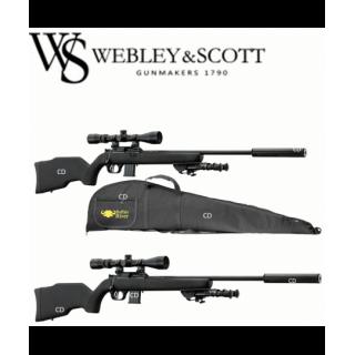 PACK COMPLET WEBLEY&SCOTT 22LR
