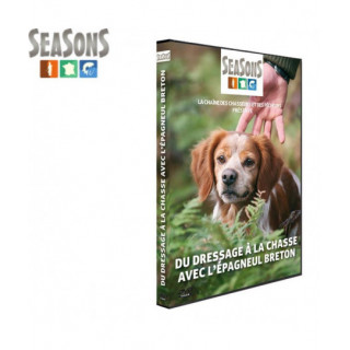 DVD SEASONS DU DRESSAGE A...