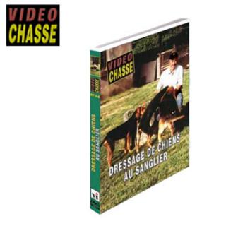 DVD DRESSAGE DE CHIENS AU...