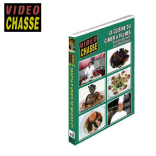 DVD LA CUISINE DU GIBIER A...