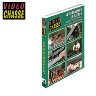 DVD LES CARABINES DE BATTUE...
