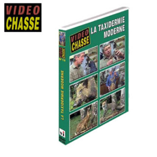 DVD LA TAXIDERMIE MODERNE...