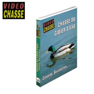DVD GIBIER D'EAU VIDEOTEL
