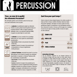 PULL CHASSE PERCUSSION...