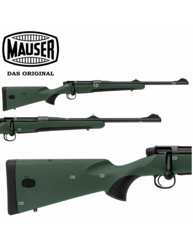 CARABINE MAUSER M18 BATTUE