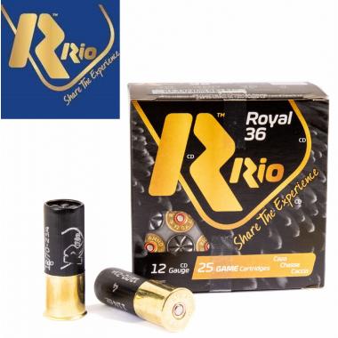 CARTOUCHES RIO ROYAL 12/70...