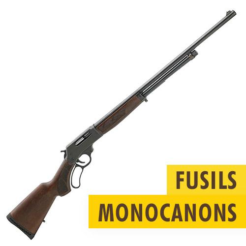 Fusils Monocanons