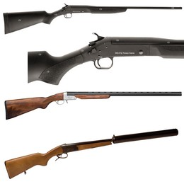 Fusils Monocanons Calibre 12