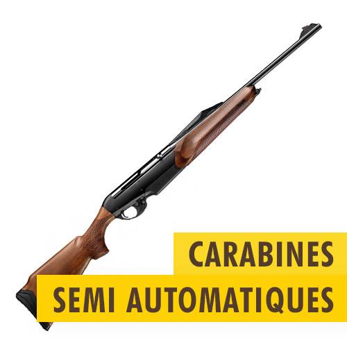 Carabines semi automatiques