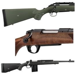 Carabines à Verrou