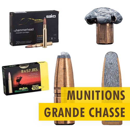 Munitions Grande Chasse