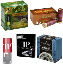 Munitions Calibre 16 Bourre Jupe
