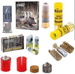 Munitions Calibre 12 BALLES