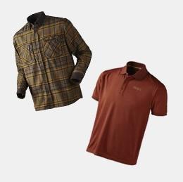 Tee-shirt, polos et Chemises